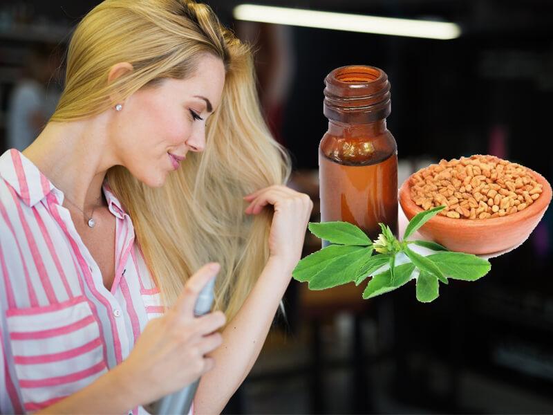 Çemen Otu Yağı Saça Faydaları