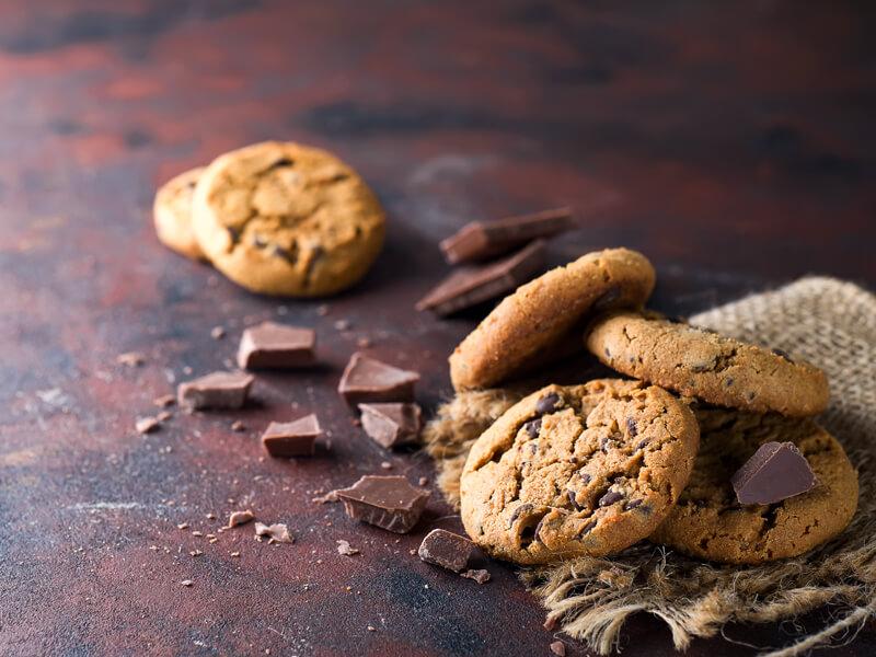 Damla Çikolatalı Kurabiye Tarifi İçin Malzemeler