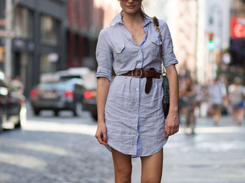 Hangi Vücut Tipine Hangi Gömlek Elbise Uygun Düşebilir?