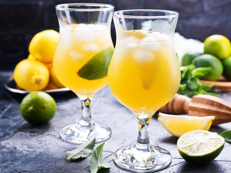 Limonata Tarifi Hazırlanışı