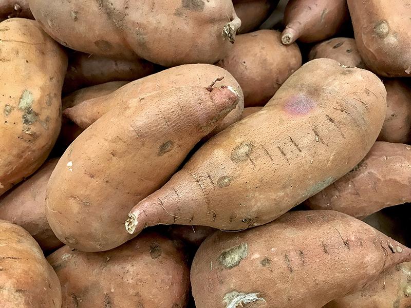 Tatlı Patatesin Faydaları Nelerdir