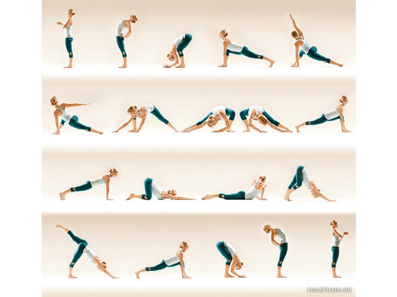 Bel ağrısını geçiren yoga ve esneme hareketleri