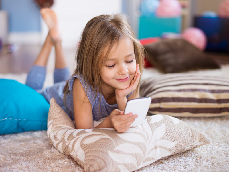 Çocukların Dijital Uyarana Maruz Kalmasının Zararları