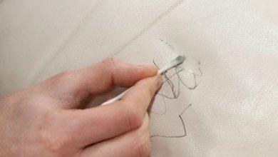 Deri Koltuktan Tükenmez Kalem Lekesi Nasıl Çıkar?