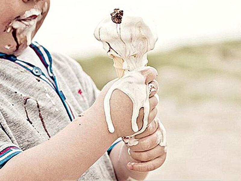 Islak Dondurma Lekesi Nasıl Çıkar?