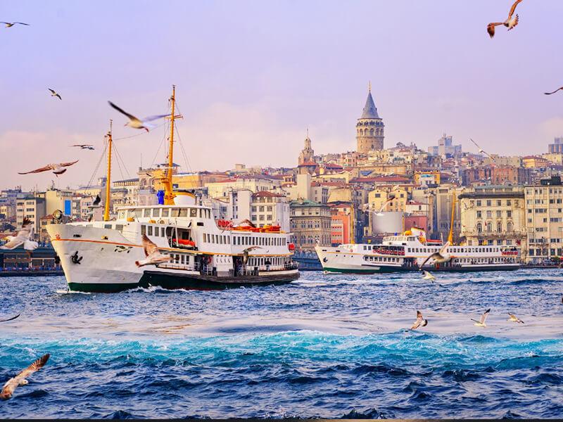 İstanbul'da Gezilecek Yerler Dendiğinde Vardığımız Sonuç
