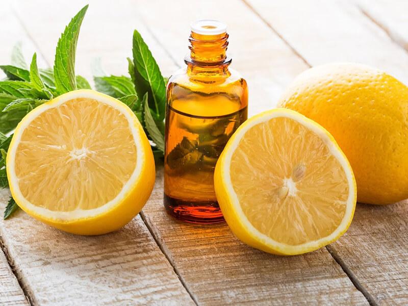 Limon Yağı Cilde Faydaları