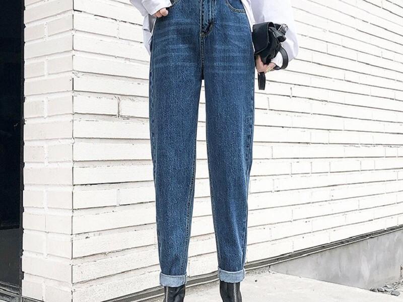 Mom Pantolon Modelleri