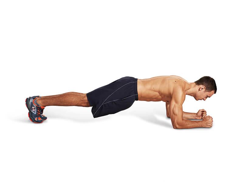 Plank egzersizi