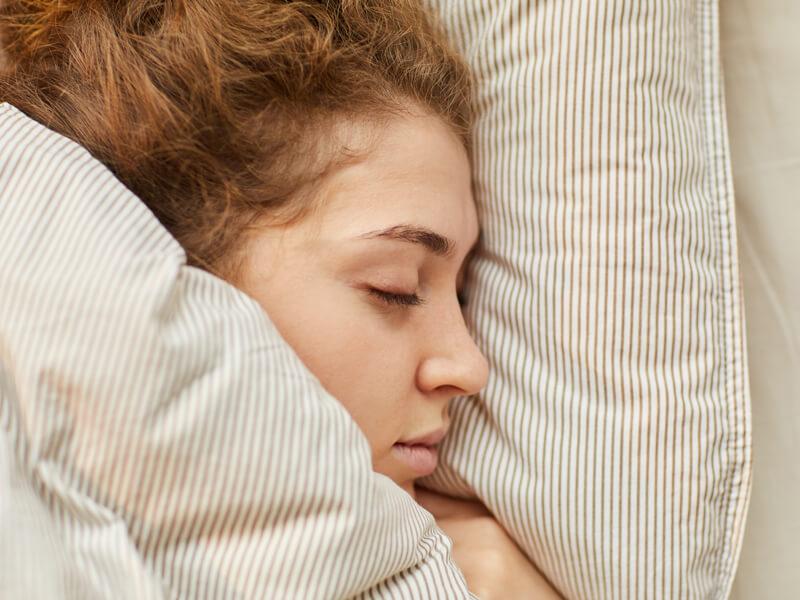 Uykuyu iyileştirmek için kullanılır