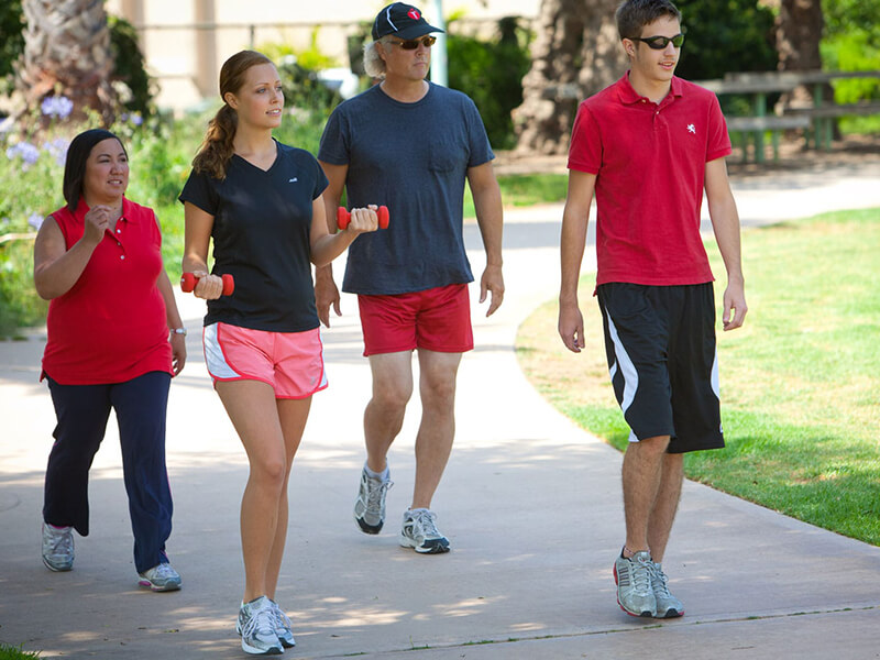 Yürüyüş Yapmanın faydaları nelerdir?