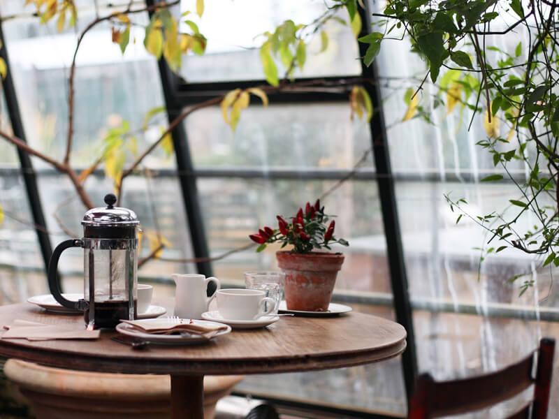 Kahve Keyfiniz İçin Bir Köşe Belirleyin