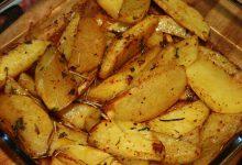 Patates İle Yapılan Yemekler