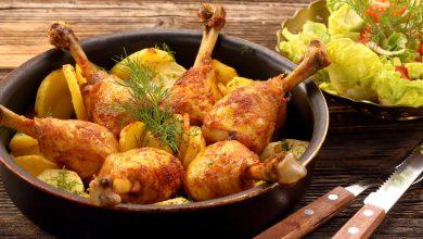 Tavuk İle Yapılan Yemekler