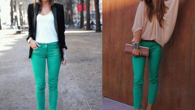 Yeşil Pantolonun Üstüne Ne Gider?