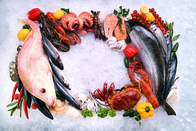 Hamile kadınların uzak durması gereken besinler - Deniz Ürünleri