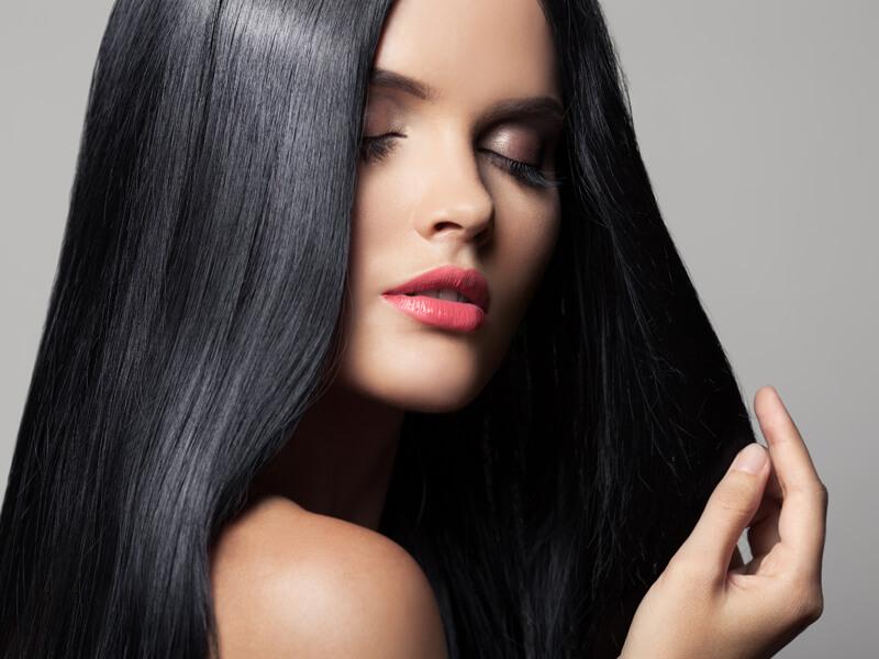 Filipinler: Bakımlı saçlar için deniz yosunu kullanın