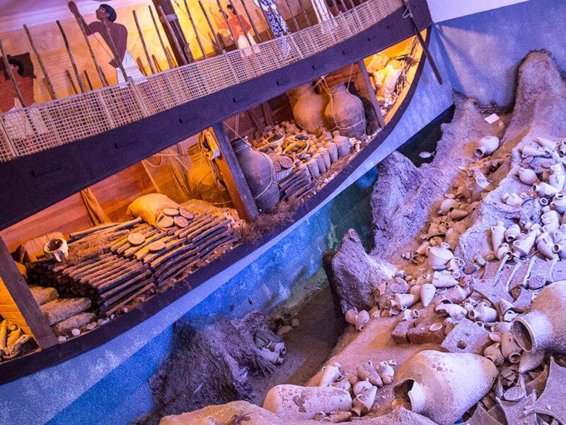 Bodrum Su Altı Arkeoloji Müzesi