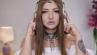 Fenomen Olunca DJ Olan Kız Makyajı Danla Biliç