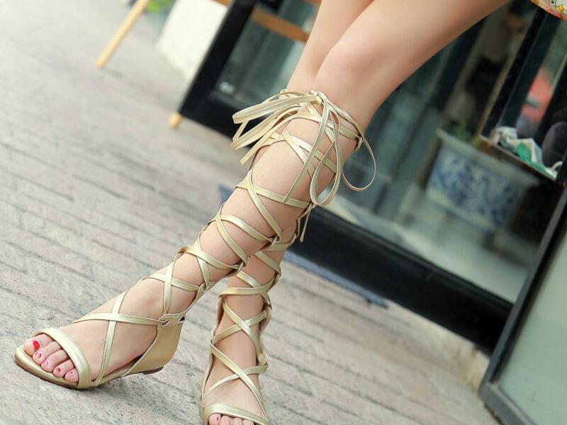 Gladyatör sandalet