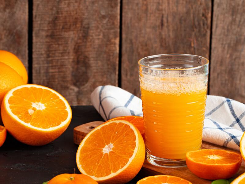 Kosta Rika: Portakal suyuyla gözeneklerinizi küçültün