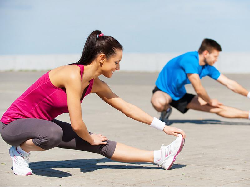 Koşu Öncesi Isınma ve Soğuma Egzersizleri