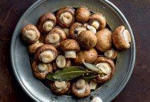 Mantar ile Yapılan Yemekler