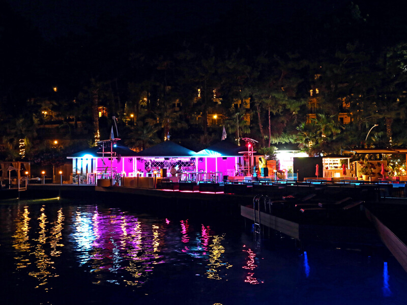 Muğla'da gece hayatı ve en iyi gece kulübü ile barlar