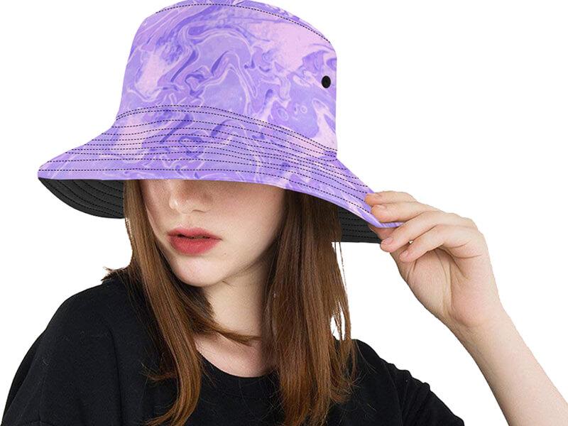 Pastel Renkli Kova Şapkalar
