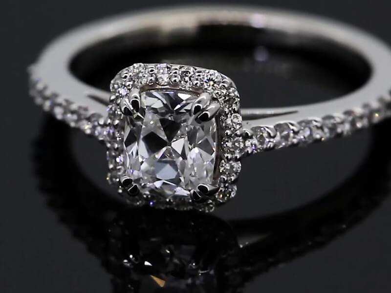 Pırlanta yüzüğünüzü daha ışıltılı hale getirin