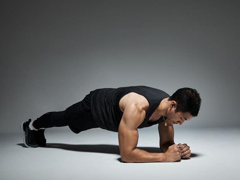 Plank hareketi nedir?