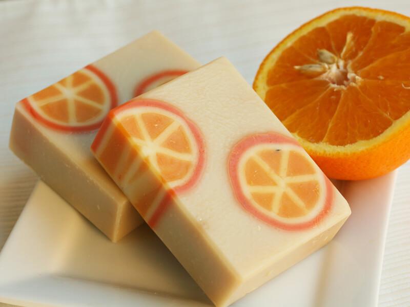 Portakal Sabunu Faydaları