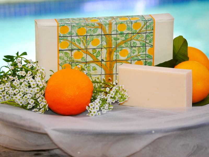 Portakal Sabunu Nasıl Yapılır?