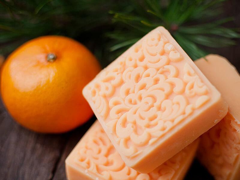 Portakal Sabunu Yapımı