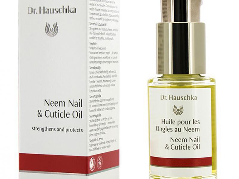Dr. Hauschka Neem Nail & Cuticle Oil