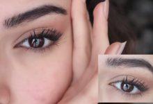 Göz Kalemi ve Farla Gözü Çekik Göstermek + Badem Göz Makyajı ✮ Burcu Şenol