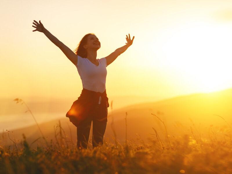 Güneş Işığı Alın