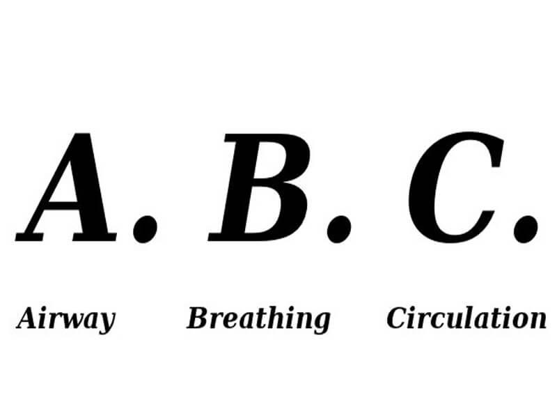 İlk Yardımın ABC'Si Ne Demek?