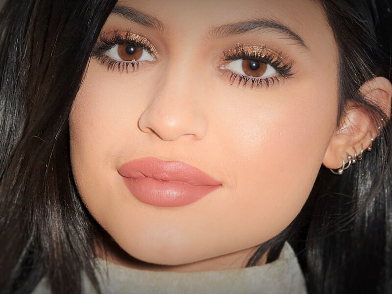 Büyük Dudaklar ve Kylie Jenner Lip Challenge