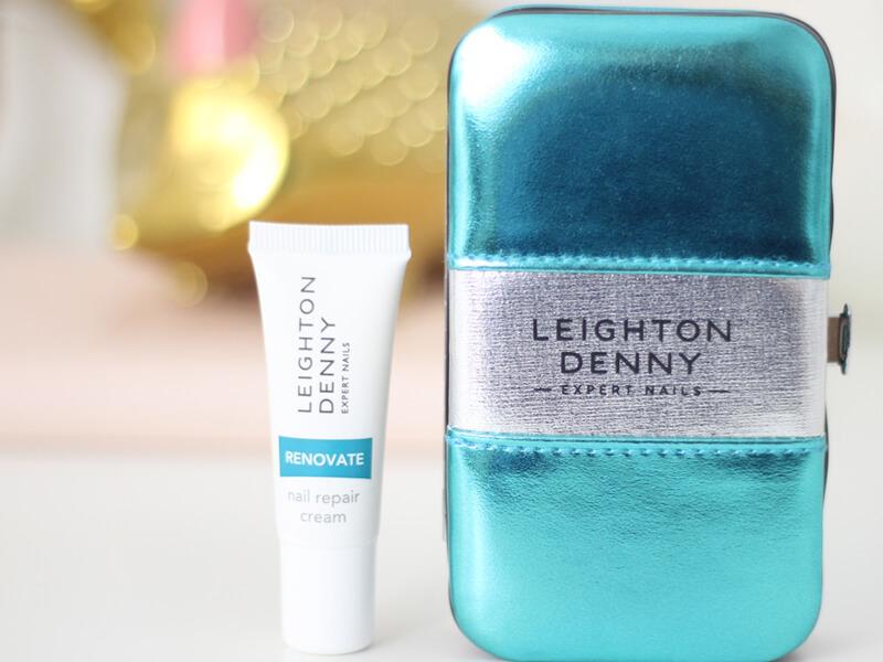 Leighton Denny Renovate Nail Repair Therapy