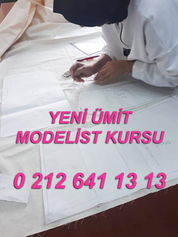 Modelist Eğitimi