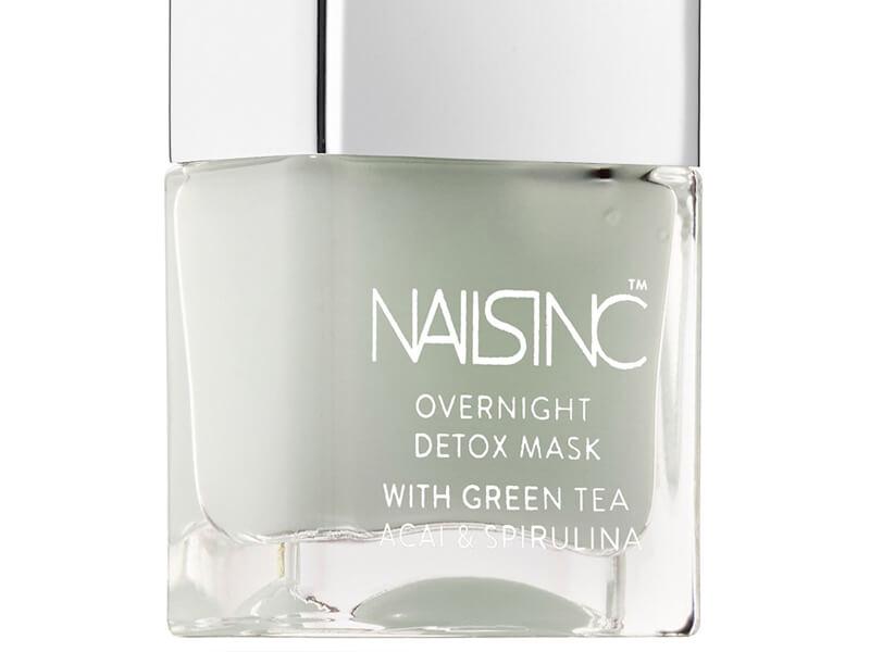 Nails.INC Overnight Detox Repair Mask