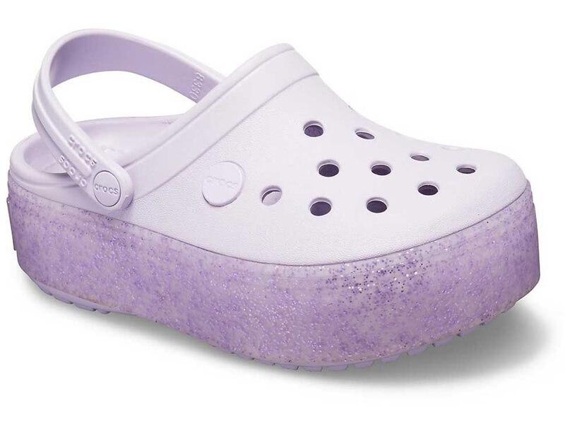 Platformlu Crocs Modelleri