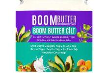 Boom Butter Cilt Bakım Yağı Ürün İncelemesi
