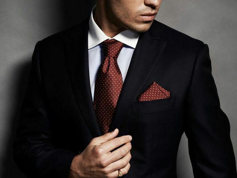 Cesur bir kravat takın