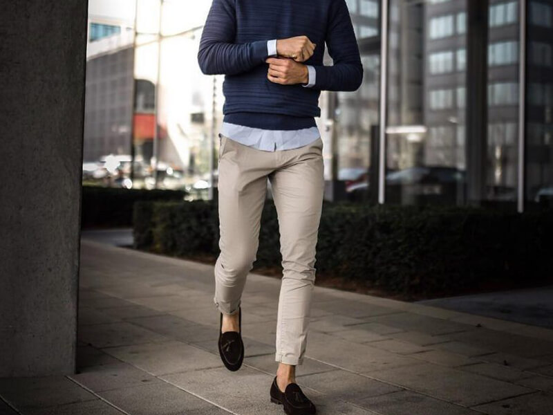 Erkek Smart Casual Pantolon, Jean ve Chino Pantolonlar
