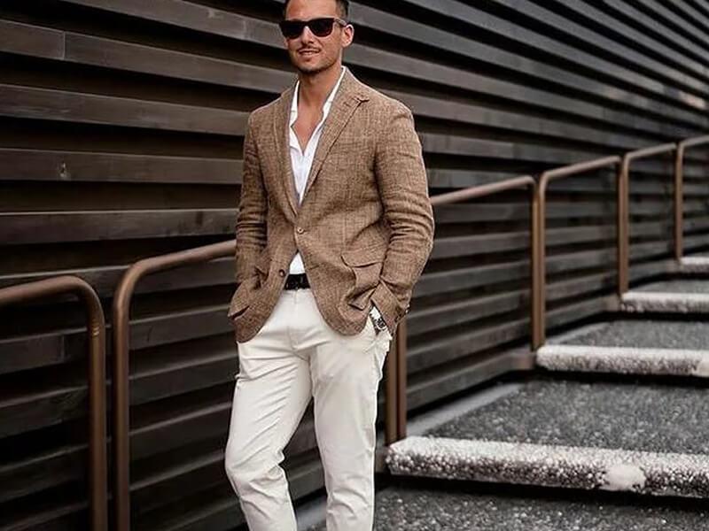 Erkek Takım Elbise Kombin Spor Stili Önerileri