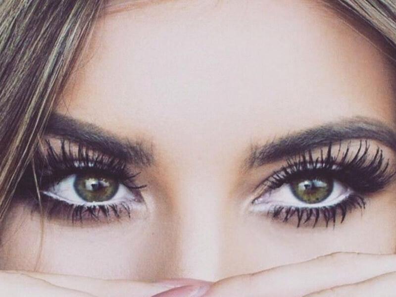 Göz Makyajı İpuçları Göz Büyütme Teknikleri