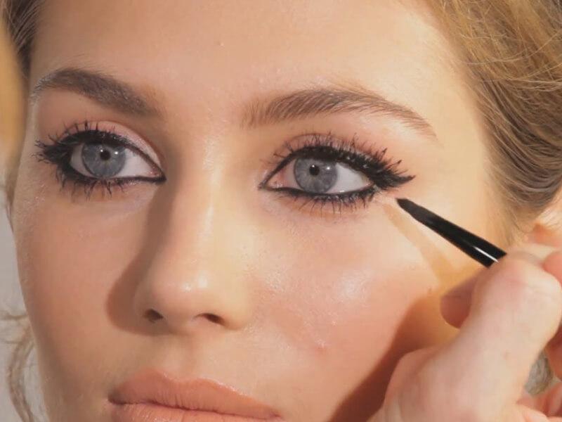 Göz Makyajı İpuçları Göz Küçültme Teknikleri