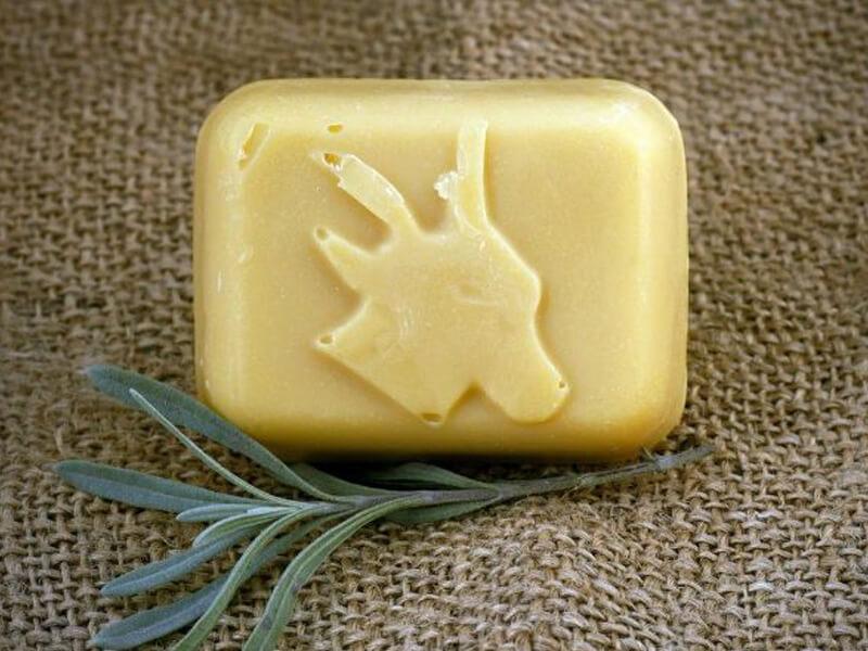 Keçi Sütü Sabunu Nasıl Yapılır?